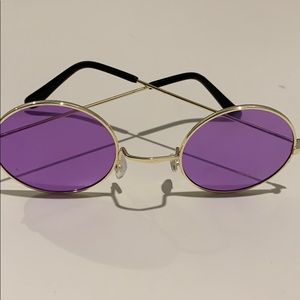 Vintage Purple glasses